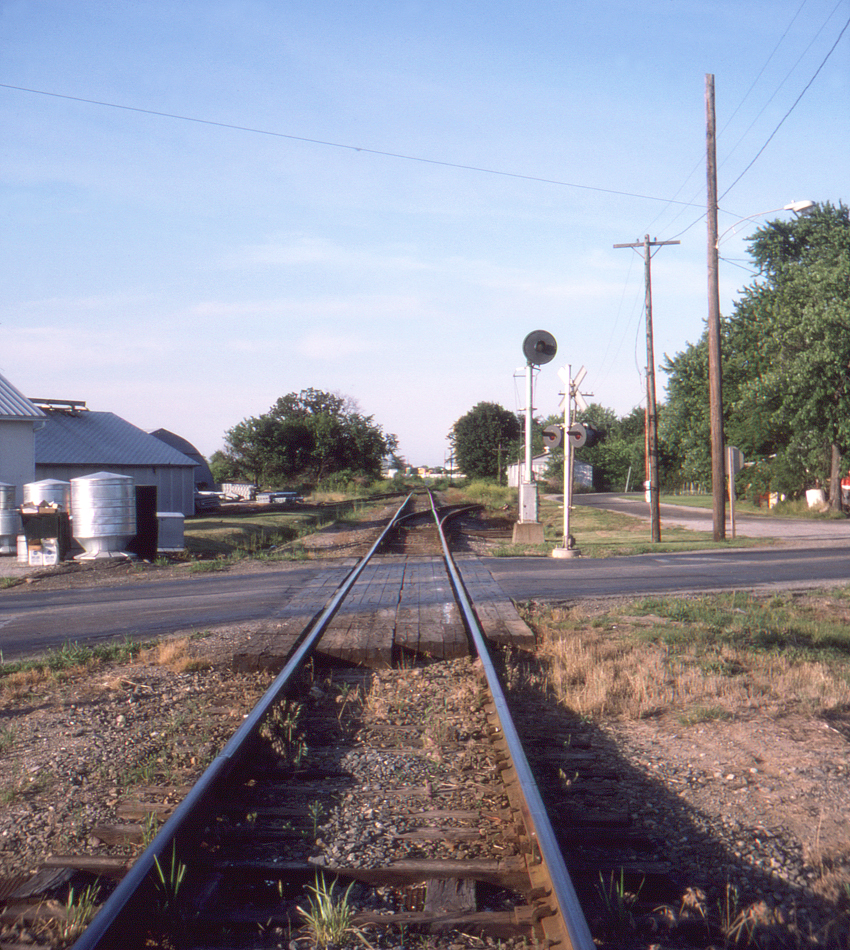 Railroad Slide Gallery: Missouri-Illinois